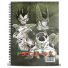 Cuaderno Dragon Ball Characters A5