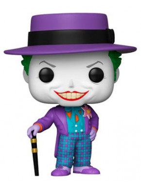 Batman 1989 POP! Heroes Vinyl Figuren Joker 9 cm Surtido (6)