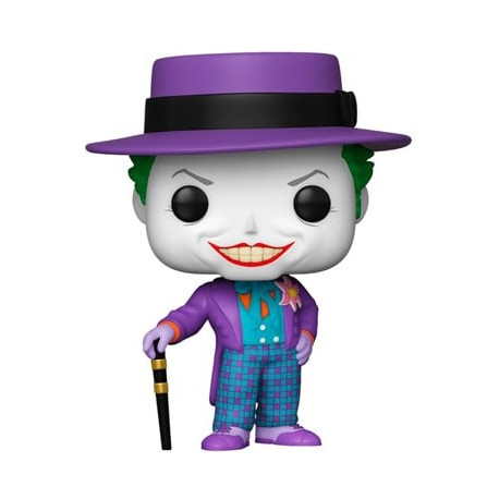 Batman 1989 POP! Heroes Vinyl Figuren Joker 9 cm Surtido (6)