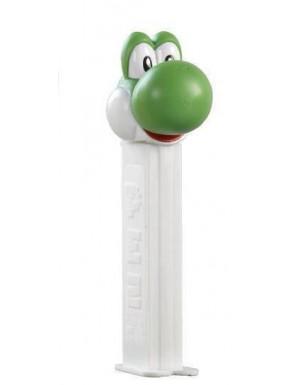 Dispensador de Caramelos PEZ Yoshi Super Mario