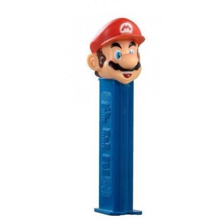Dispensador de Caramelos PEZ Mario