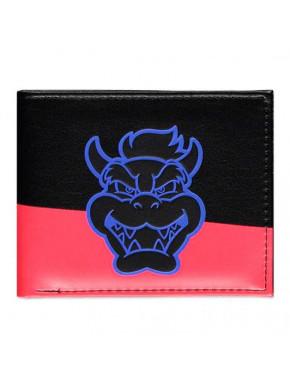 Nintendo - Super Mario Bowser Bifold Wallet