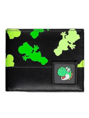 Nintendo - Super Mario Yoshi AOP Bifold Wallet