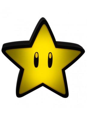 Lámpara Super Star con sonido