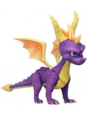 Spyro El Dragón Figura NECA 20 cm