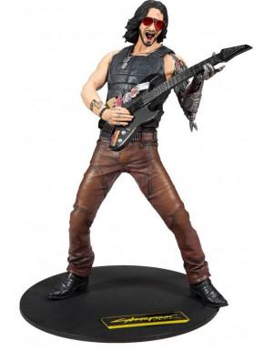 Figura Johnny Silverhand Cyberpunk 2077 30 cm