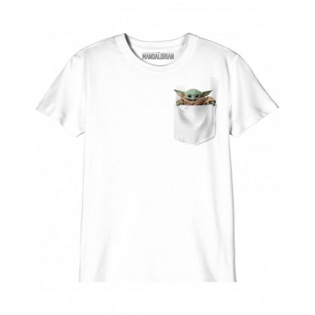 Camiseta niño The Mandalorian