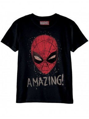 Camiseta niño Spiderman Marvel