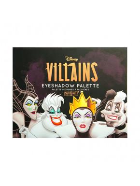 Paleta de sombras de ojos Villanas de Disney