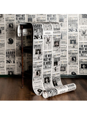 Papel de pared El Profeta Harry Potter