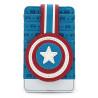 Cartera Tarjetero Capitán América Marvel Loungefly