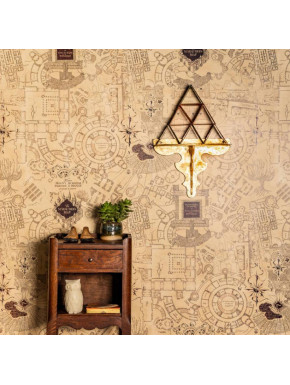 Papel de Pared Mapa del Merodeador Harry Potter