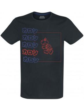 Camiseta Super Mario Dry Bones