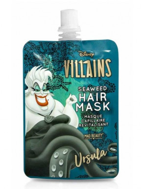 Mascarilla Capilar Ursula Disney