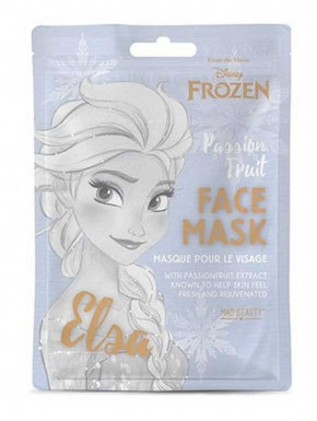 Mascarilla facial Elsa Disney