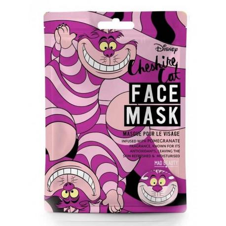 Mascarilla facial  Gato Cheshire Disney