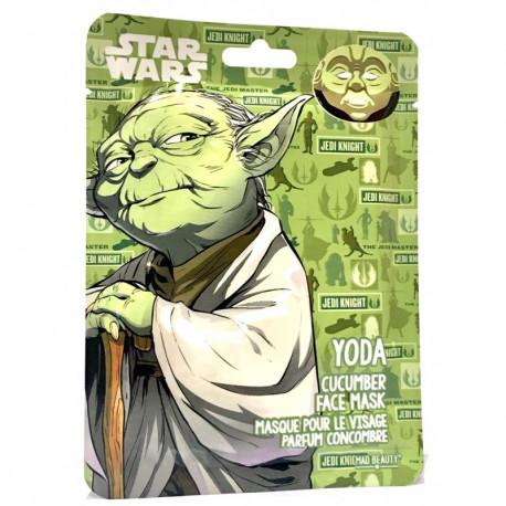 Mascarilla facial Yoda  Star Wars