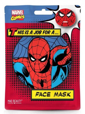 Mascarilla facial Spiderman Marvel