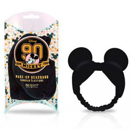 Diadema Elástica Mickey Mouse Disney