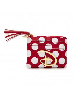 Monedero Pequeña Polka Disney Logo