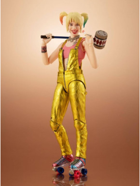 Figura  Figuarts Harley Quinn 15 cm Birds of Prey