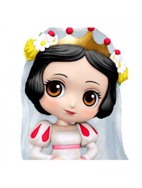Figura Q Posket Blanca Nieves Dreamy Style 14 cm Ver A