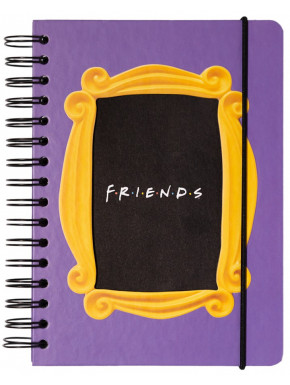 Cuaderno A5 MArco Friends