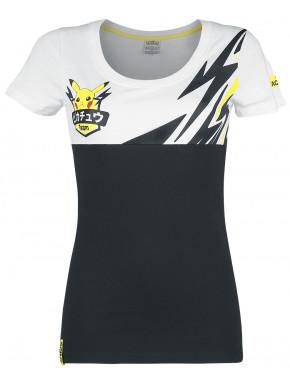 Camiseta chica Pokemon Olympics