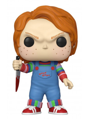 Funko POP ! Chucky el muñeco diabólico 25 cm