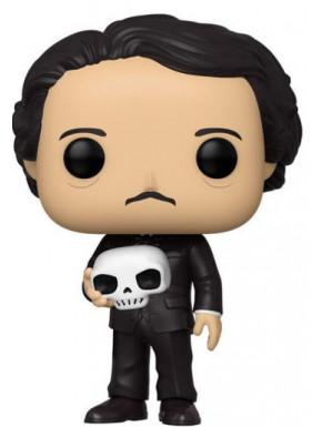 Funko Pop! Edgar Allan Poe con calavera