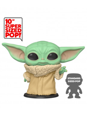 Funko Pop!  Gigante , The child,  Baby Yoda  25 cm