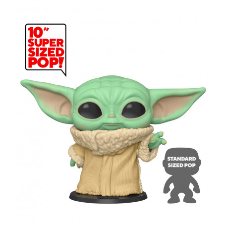 Funko Pop!  Gigante , The child,  Baby Yoda  25 cm