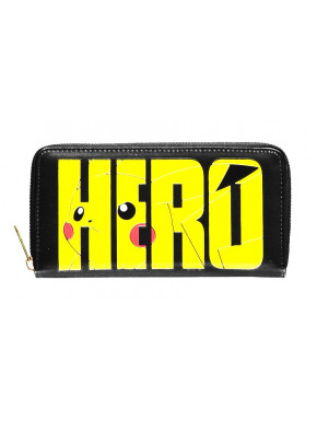 Cartera chica Pokemon Hero