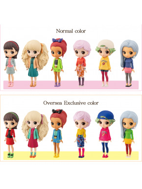 Figuras Q Posket Starting Friends Petit 7 cm Surtido (12)
