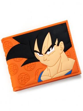 Cartera caucho Dragon Ball Goku