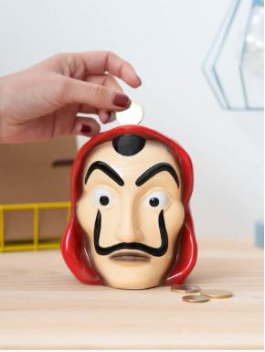 Hucha Mascara 3D La casa de papel