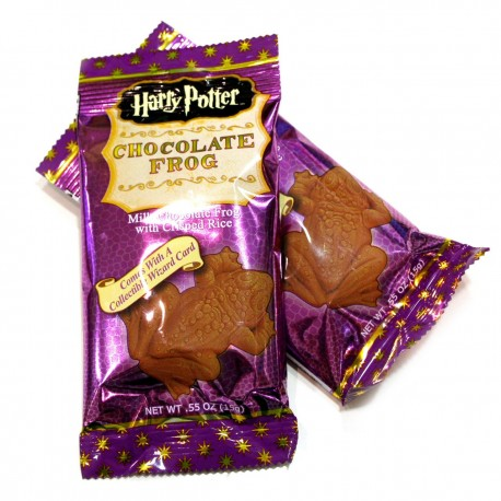 Ranas Chocolate Harry Potter