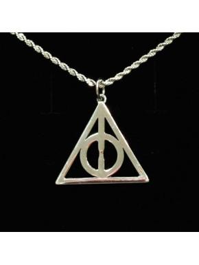 Colgante Plata de Ley Harry Potter reliquias