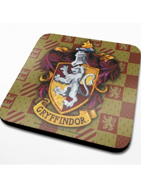 Set 6 posavasos Harry Potter Gryffindor