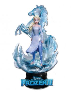 Figura Diorama Elsa 16 cm Frozen 2