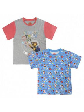 Pack Camisetas infantil PAW PATROL