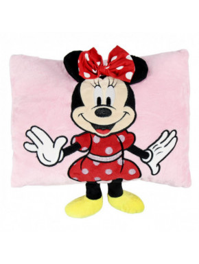 Cojín Minnie Mouse 3D