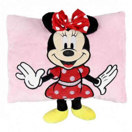 Cojín Minnie Mouse 3D