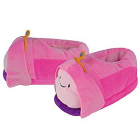 Zapatillas niña hora de aventuras princesa chicle