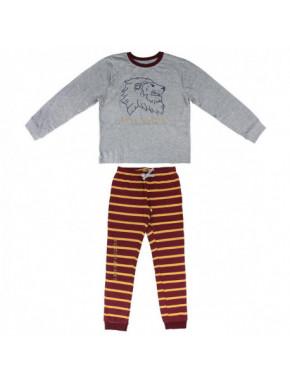 Pijama largo Gryffindor de Harry Potter