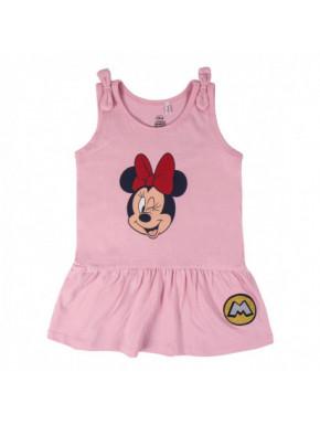 Vestido rosa de Minnie