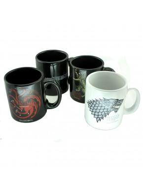 Set tazas Juego de Tronos