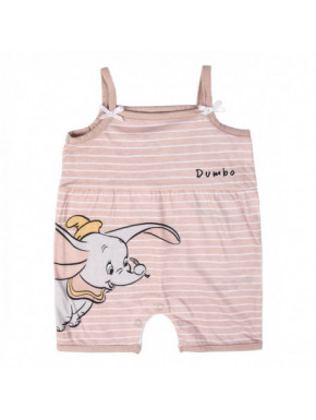 Pelele rosa palo Dumbo Disney