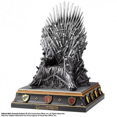 Sujetalibros replica trono Juego de Tronos