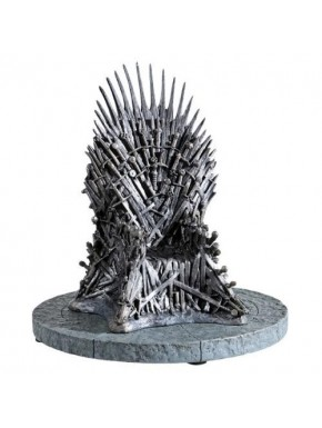 Réplica trono de hierro Juego de Tronos